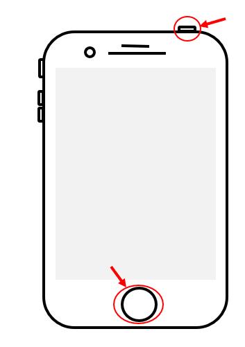 終了 iphone10 強制